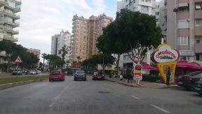 Sampi Kavşağı - Metin Kasapoğlu Cad. - Dedeman Otel Kavşağı Antalya Şehir İçi Şehir Merkezi Tatil