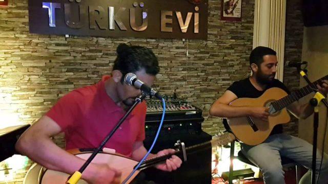 Mecnunum Leylamı Gördüm - Hasan Kal Sıla Türkü Evi Antalya