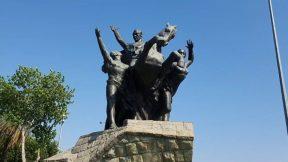 Atatürk Meydanı Antalya - Atatürk Heykeli - Antalya Gezi Tatil