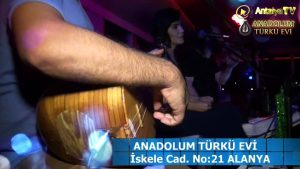 Anadolum Türkü Evi - Alanya Türkü Barlar - Alanya Türkü Evi - Türkü Bar Türkü Evleri