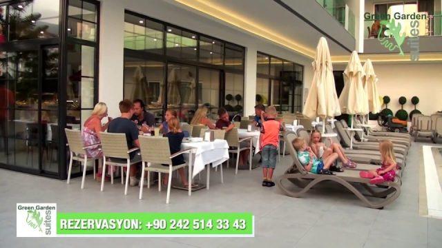 Green Garden Suit Otel Alanya - Alanya Oteller Alanya Otelleri