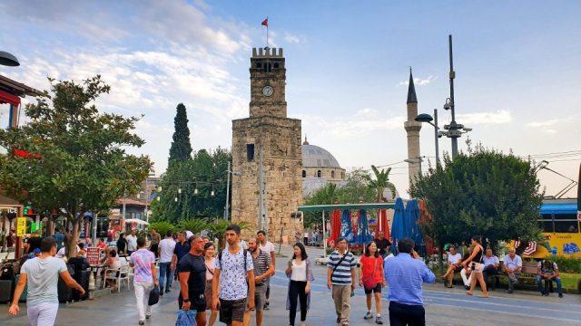 Saat Kulesi Antalya Kalekapısı - Ücretsiz Fotoğraflar
