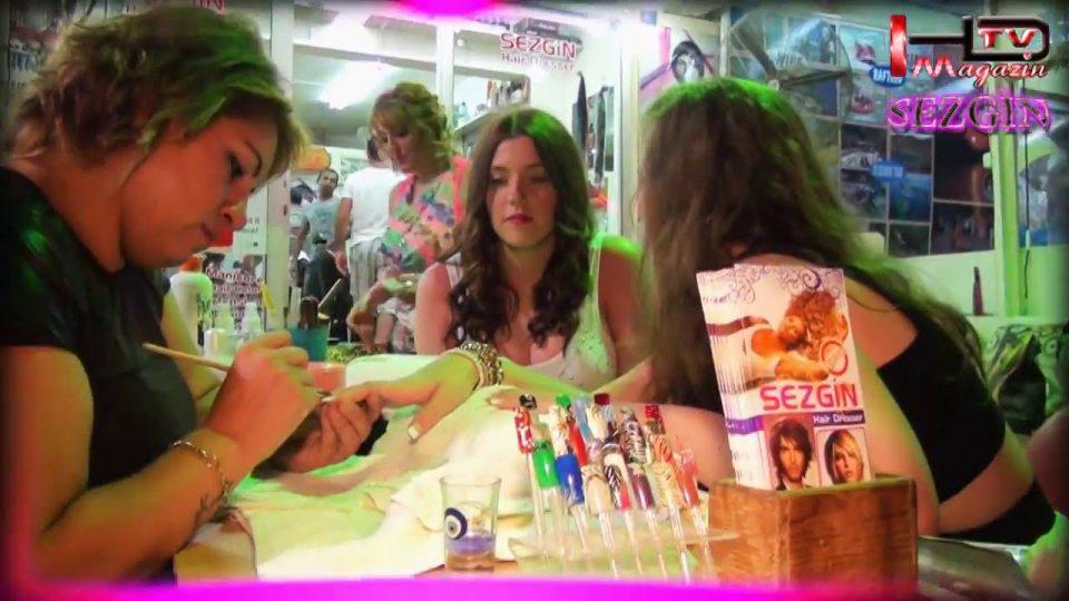 Sezgin – Fethiye Ölüdeniz Unisex Hairdresser – Fethiye Ölüdeniz Nail Center