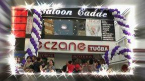 Saloon Cadde Antalya Bayan Kuaförü Güzellik Merkezi Açılışı