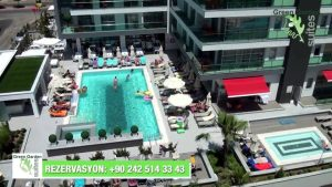 Green Garden Suites - Alanya Hotels Holiday Alanya Oteller Otelleri