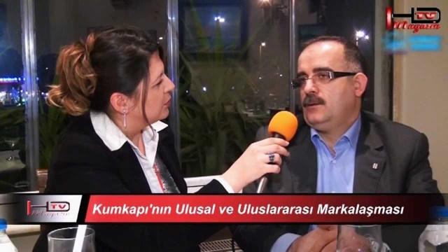 KUMDER Kumkapı Derneği Başkan Kemal Duranoğlu - İstanbul Kumkapı Restaurantları