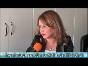 CRE YAPI DENETİM 02 - FATMAGÜL ÇALIŞKAN
