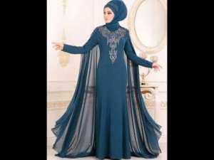 Tesettür giyim 2019 Tesettür Elbise Abiye Takım Tunik Etek Gömlek Modelleri Kadın Moda Bayan Giyim