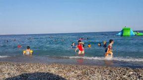 Antalya Konyaaltı Plajı Deniz Manzarası - Antalya Gezi Tatil