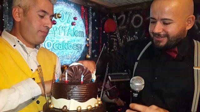 Solist Murat Sarıgöz Doğum Günü - 07 Keyfi Alem Ocakbaşı Antalya