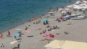 Antalya Varyant Konyaaltı Beachpark Deniz Manzarası Antalya Gezilecek Yerleri