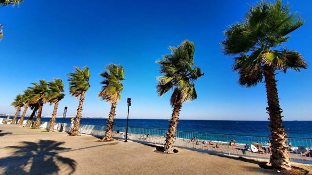 Konyaalti Plajlari Konyaalti Kent Meydani Sahili Antalya Deniz Manzaralari (11)