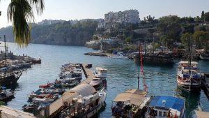 Antalya Yat Limanının Muhteşem Güzelliği - Antalya Turistik Mekanlar Gezilecek Yerleri