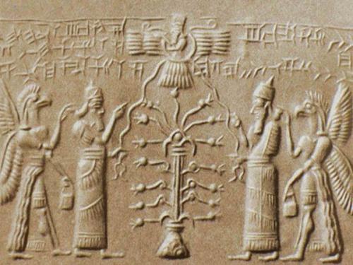 anunnakiler sumer tanrilari enlil enki anu marduk ninmah tabletleri nibiru (16)