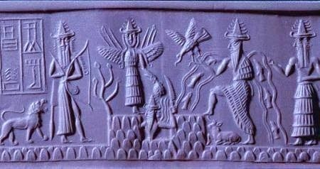 anunnakiler sumer tanrilari enlil enki anu marduk ninmah tabletleri nibiru (6)