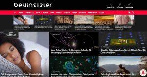 Şu ana kadar gördüğümüz en hızlı web sitesi: beyinsizler.net