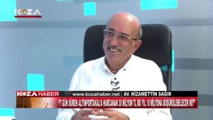 Nizamettin Sağır'dan bomba iddialar: Antalya'da bozulmayan bir saadet zinciri vardır !