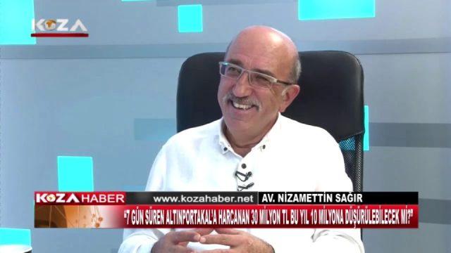Nizamettin Sağır'dan bomba iddialar ! Antalya'da bozulmayan bir saadet zinciri vardır