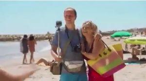 Turist dolandırmanın böylesi görülmedi - Komik Videolar