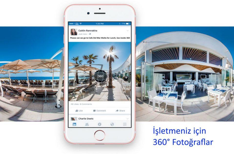 360 Derece Fotoğraf Çekimi – 10 Adet Fotoğraf 300 TL.