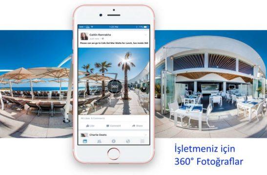 360 Derece Fotoğraf Çekimi - 10 Adet Fotoğraf 300 TL.