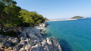 Antalya Çaltıcak Piknik Alanı Deniz Manzarası Antalya Doğal Güzellikleri