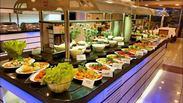 Antalya Açık Büfe Kahvaltı - Blue Garden Hotel Restaurant