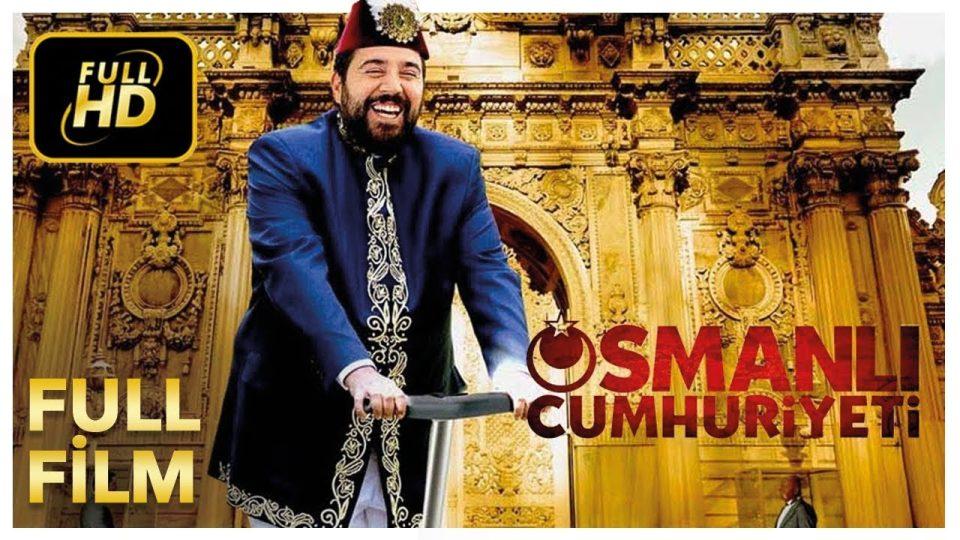 Osmanlı Cumhuriyeti – Tek Parça Full Film İzle (Yerli Komedi Filmi)
