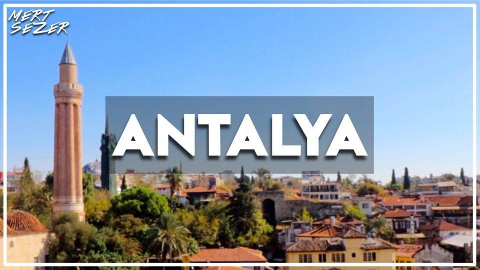 İmparatorlar Şehri Antalya | Günübirlik Antalya Gezisi