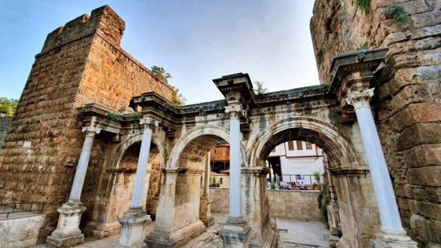 antalya üç kapılar antalya gezilecek yerleri turistik yerler (5)