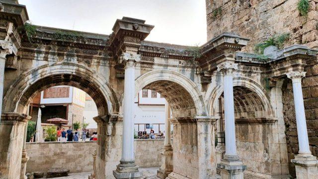 antalya üç kapılar antalya gezilecek yerleri turistik yerler (6)