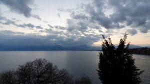 Antalya Karaalioğlu Parkı Deniz Manzarası