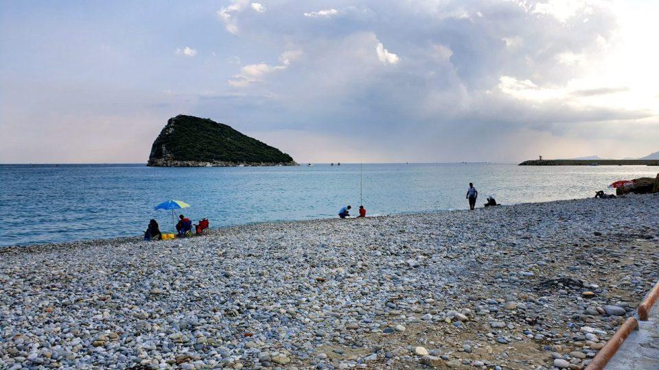 Topçam Antalya Piknik Mangal Alanları Deniz Manzarası (1)