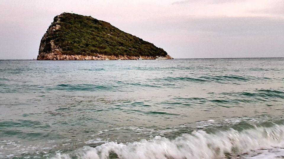 Topçam Antalya Piknik Mangal Alanları Deniz Manzarası (16)