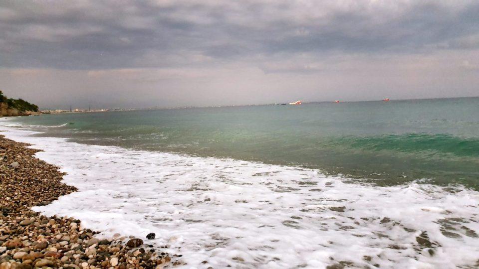 Topçam Antalya Piknik Mangal Alanları Deniz Manzarası (17)