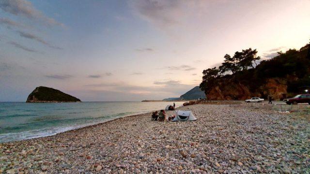 Topçam Antalya Piknik Mangal Alanları Deniz Manzarası (18)