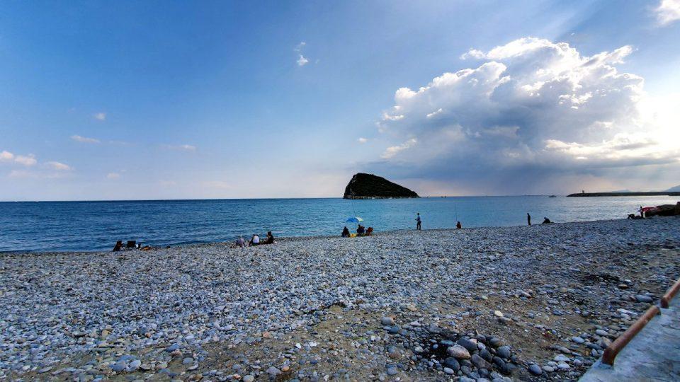 Topçam Antalya Piknik Mangal Alanları Deniz Manzarası (2)