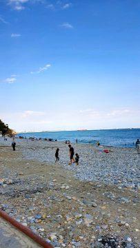 Topçam Antalya Piknik Mangal Alanları Deniz Manzarası (3)