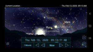 Sky Safari uygulaması ile yıldızları seyredin - Antalya, Türkiye - 13.20.2020 09:12