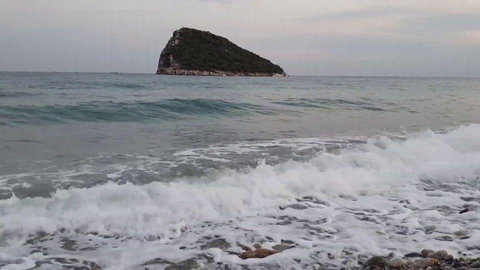 Antalya Topçam Deniz Manzarası – Antalya Gezilecek Yerleri