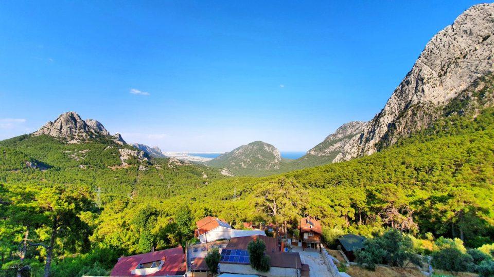 Antalya Altınyaka Deniz Manzarası Çam Ormanları_19