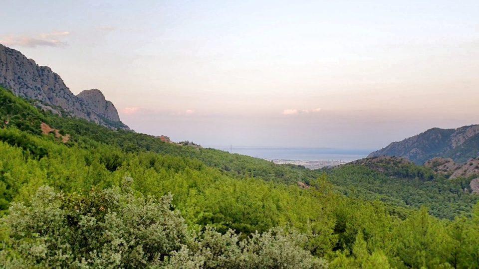 Antalya Altınyaka Deniz Manzarası Çam Ormanları_20