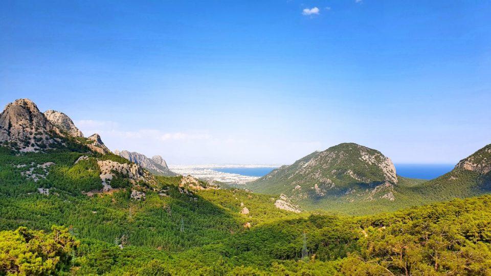 Antalya Altınyaka Deniz Manzarası Çam Ormanları_3