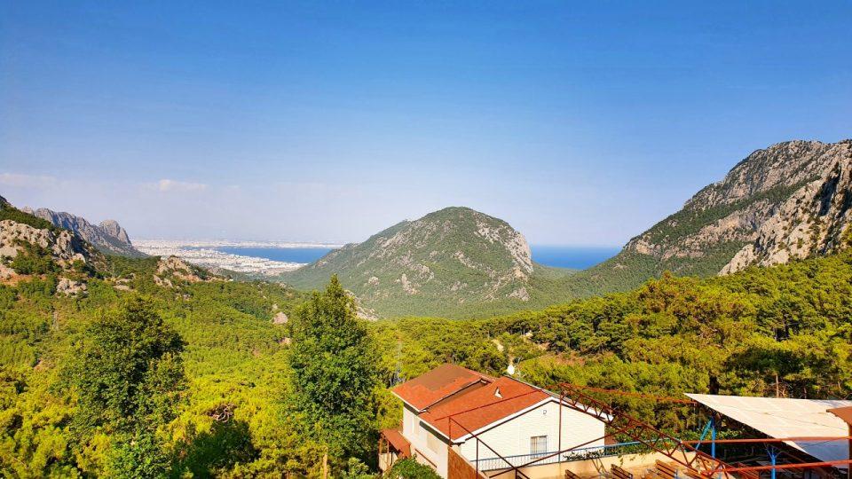 Antalya Altınyaka Deniz Manzarası Çam Ormanları_9