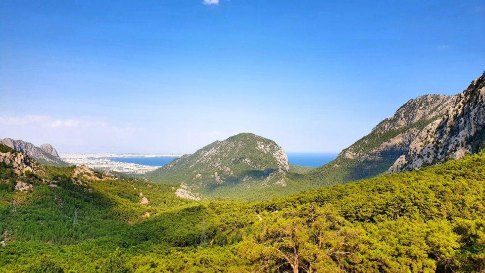 Dev Salıncak – Antalya Altınyaka Deniz Manzarası Çam Ormanları_9