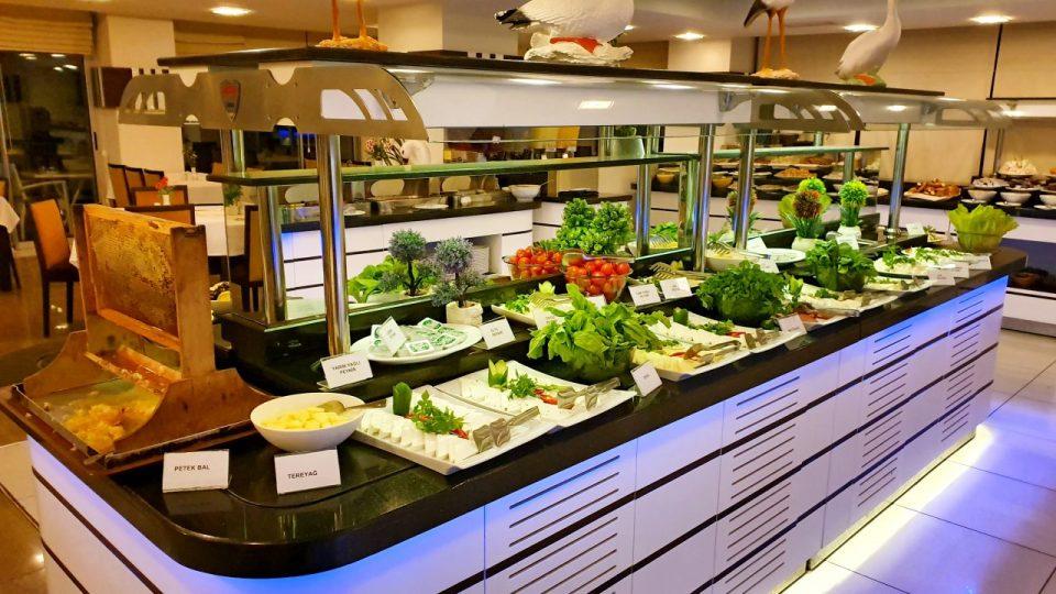 açık büfe kahvaltı sunumu blue garden hotel konyaaltı antalya oteller_12