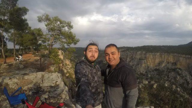 Antalya Güver Uçurumu Kanyonu