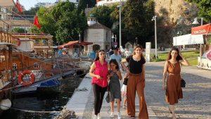 Antalya Yat Limanı Deniz Manzarası Antalya Gezilecek Yerler Turistik Mekanlar