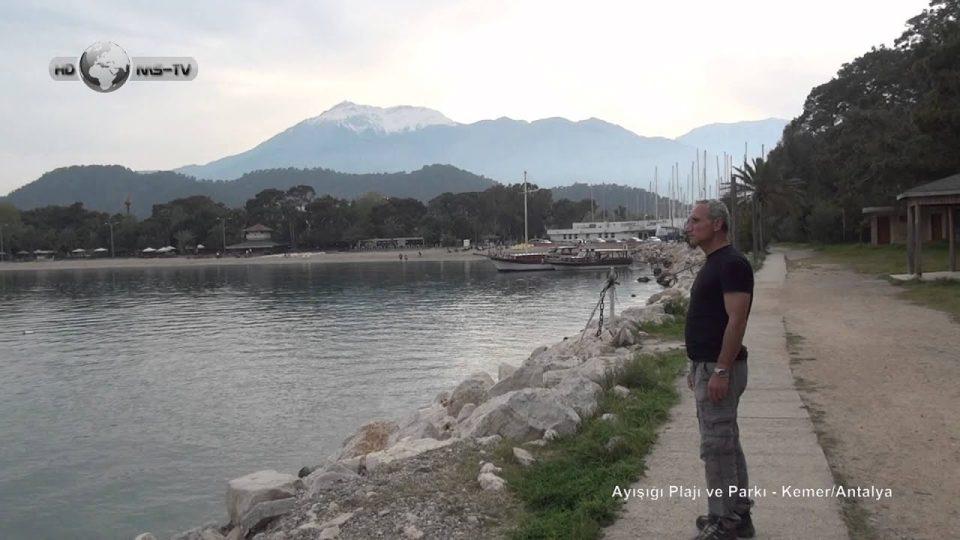 Ayışığı Plajı ve Parkı – Kemer/Antalya