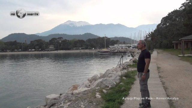 Ayışığı Plajı ve Parkı - Kemer/Antalya